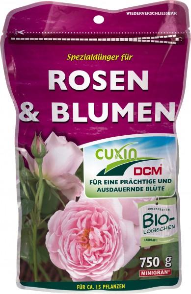 WF Rosen und Blumen