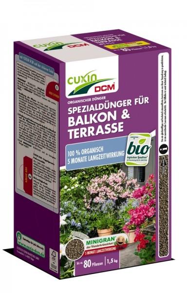 Spezialdünger f. Balkon & Terrasse