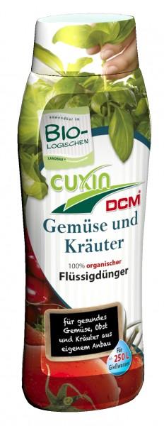 Flüssigdünger BIO Gemüse & Kräuter