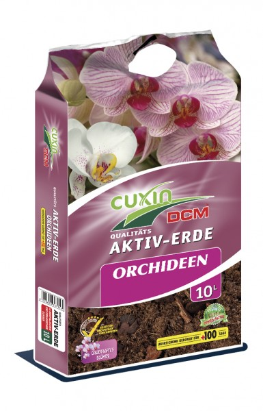 AKTIV-ERDE Orchideen