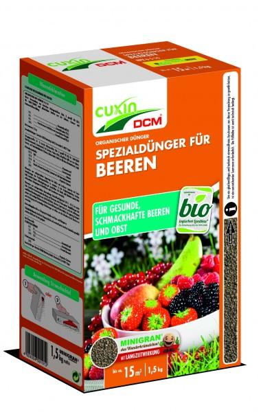Organischer Dünger für Beeren