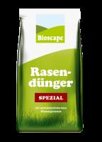 BIOSCAPE-Rasendünger spezial mit Eisensulfat, mit indirekter Wirkung gegen Moos