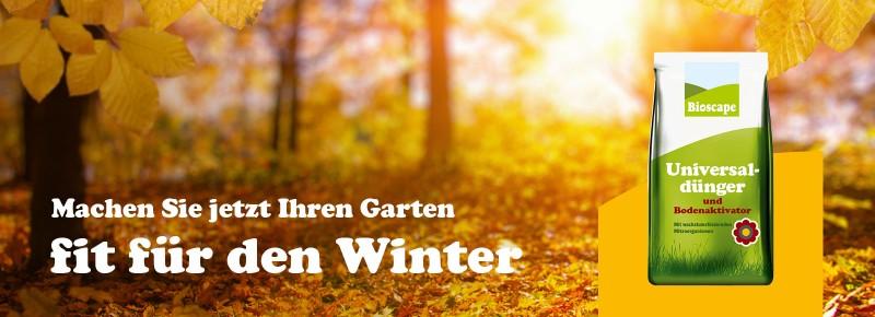 Gartenwissen | Im Herbst den Rasen düngen