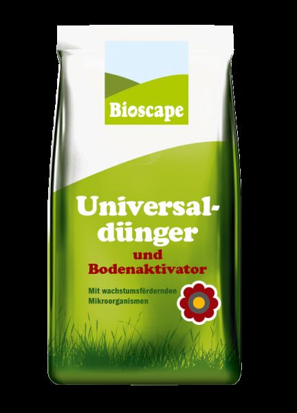 BIOSCAPE Universaldünger und Bodenaktivator